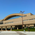 県営あづま総合体育館